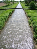 ukázka regulovaného toku (foto: Vlastimil Kostkan)