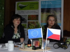 účastnice workshopu (foto: Jana Laciná)