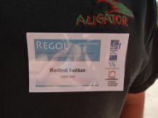 organizátor aligátor :) (foto: Jana Laciná)