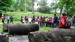 diskuze účastníků workshopu (foto: Jana Laciná)