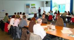 účastníci workshopu (foto: Vlastimil Kostkan)